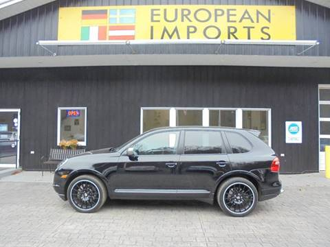 2010 Porsche Cayenne for sale in Lock Haven, PA