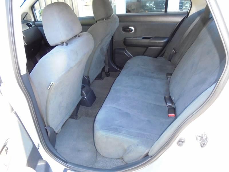2009 Nissan Versa 1.8 S 4dr Sedan 4A - Lock Haven PA