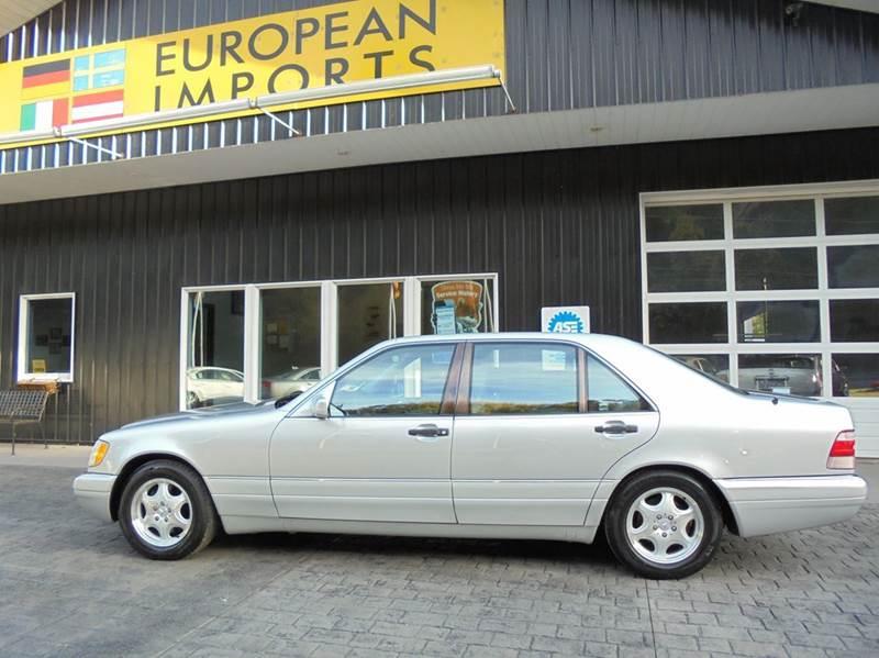 1999 Mercedes-Benz S-Class S320 LWB 4dr Sedan - Lock Haven PA