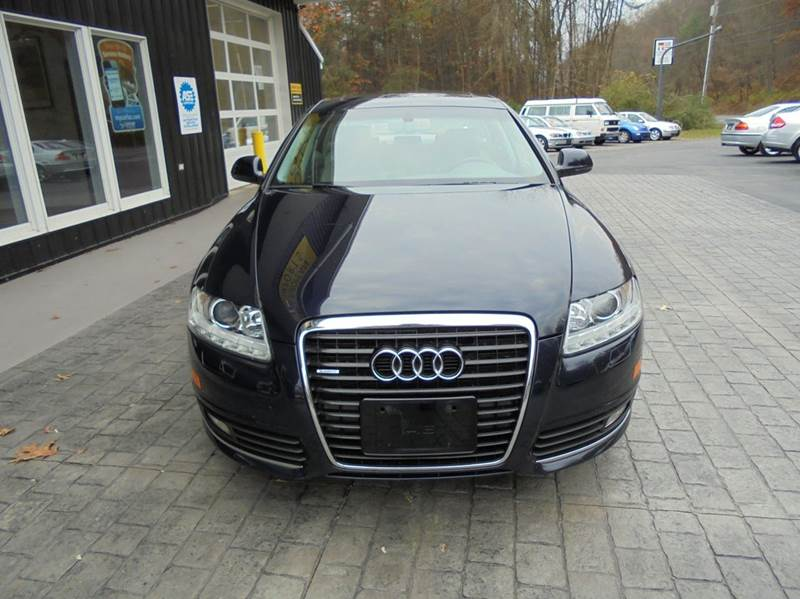 2010 Audi A6 AWD 3.0T quattro Premium Plus 4dr Sedan - Lock Haven PA