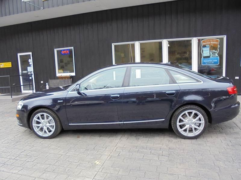 2010 Audi A6 AWD 3.0T quattro Premium Plus 4dr Sedan - Lock Haven PA