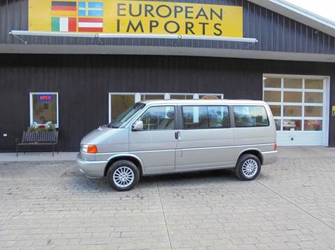 1999 Volkswagen EuroVan for sale in Lock Haven, PA