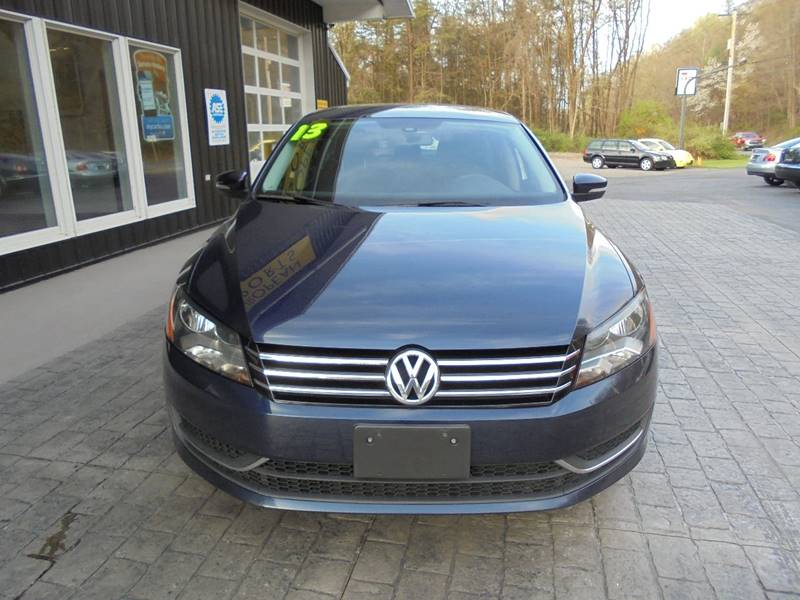 2013 Volkswagen Passat S PZEV 4dr Sedan 6A - Lock Haven PA