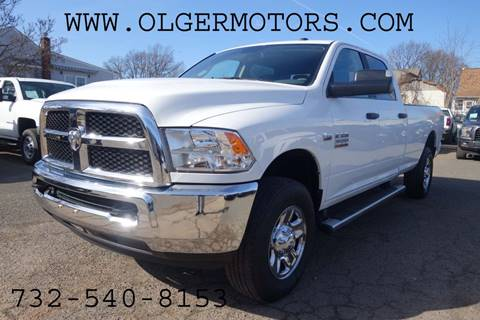 2017 Dodge 3500 >> 2017 Ram Ram Pickup 3500 For Sale In Woodbridge Nj