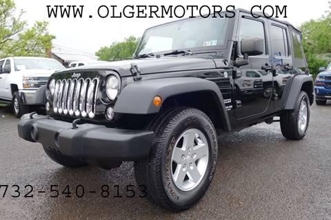 2014 Jeep Wrangler Unlimited for sale in Woodbridge, NJ