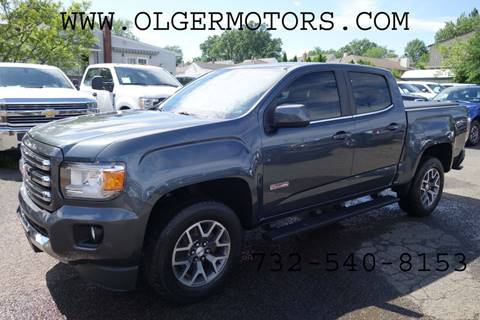 2015 GMC Canyon for sale in Woodbridge, NJ
