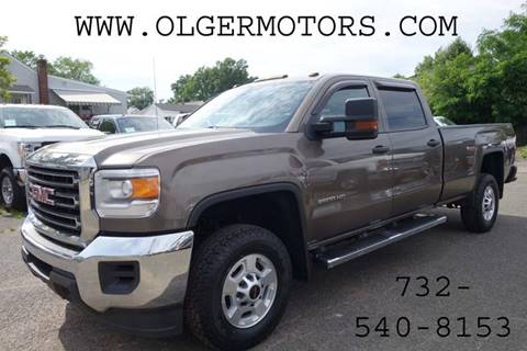 2015 GMC Sierra 2500HD for sale in Woodbridge, NJ