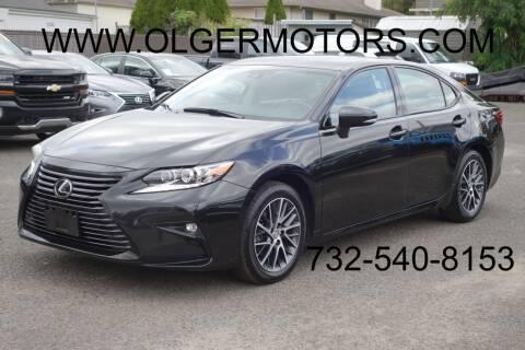 2017 Lexus ES 350 for sale at Olger Motors, Inc. in Woodbridge NJ