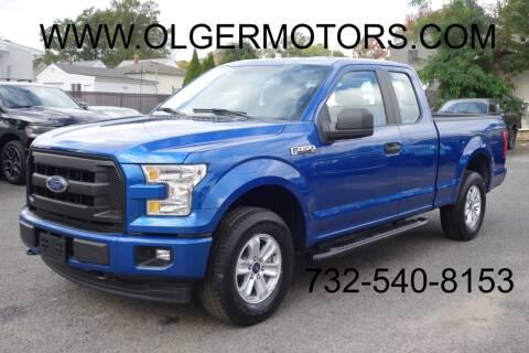 2017 Ford F-150 for sale at Olger Motors, Inc. in Woodbridge NJ