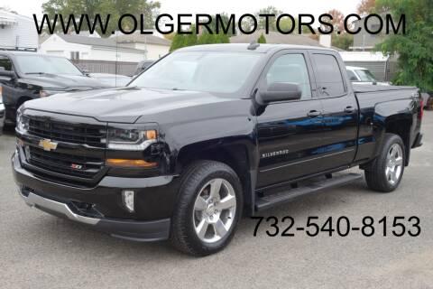 2017 Chevrolet Silverado 1500 for sale at Olger Motors, Inc. in Woodbridge NJ