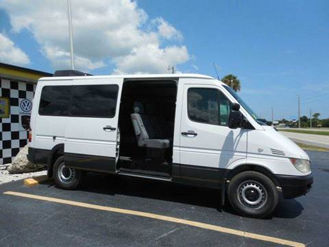 2006 Dodge Sprinter for sale at AUTO CARE CENTER INC in Fort Pierce FL