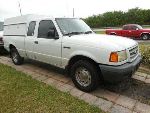 2002 Ford Ranger for sale at AUTO CARE CENTER INC in Fort Pierce FL