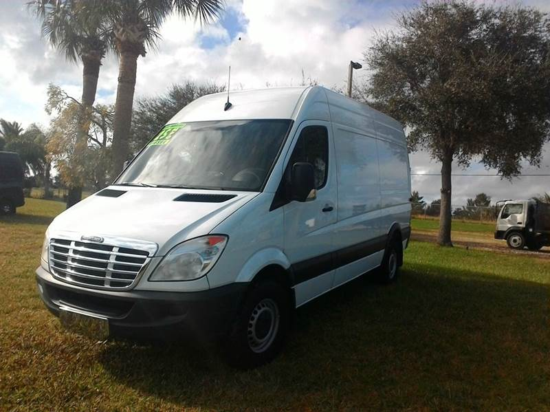 2012 Mercedes-Benz Sprinter Cargo for sale at AUTO CARE CENTER INC in Fort Pierce FL