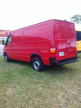 2005 Dodge Sprinter Cargo for sale at AUTO CARE CENTER INC in Fort Pierce FL