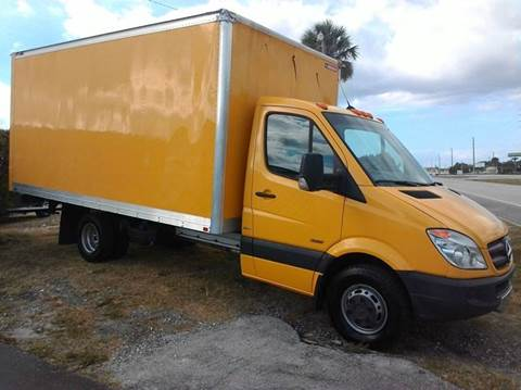 2011 Mercedes-Benz Sprinter for sale at AUTO CARE CENTER INC in Fort Pierce FL