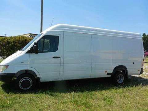 2004 Dodge Sprinter Cargo for sale at AUTO CARE CENTER INC in Fort Pierce FL