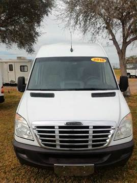 2010 Mercedes-Benz Sprinter Cargo for sale at AUTO CARE CENTER INC in Fort Pierce FL