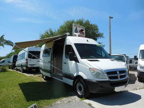 2007 Dodge Sprinter Cargo for sale at AUTO CARE CENTER INC in Fort Pierce FL
