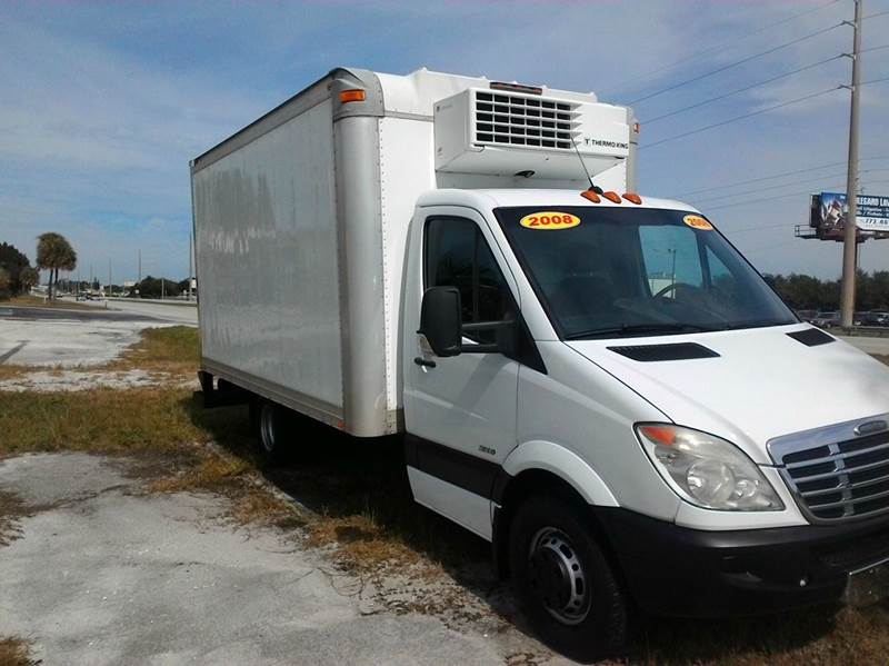 2008 Freightliner Sprinter 3500 for sale at AUTO CARE CENTER INC in Fort Pierce FL