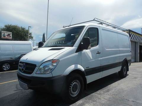 2012 Mercedes-Benz Sprinter Cargo for sale at AUTO CARE CENTER INC in Fort Pierce FL