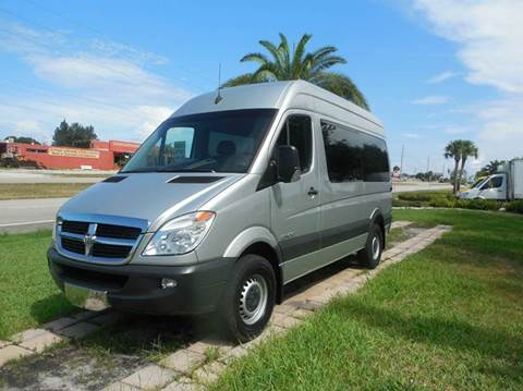 2008 Dodge Sprinter for sale at AUTO CARE CENTER INC in Fort Pierce FL