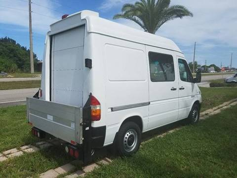 2006 Dodge Sprinter Cargo for sale at AUTO CARE CENTER INC in Fort Pierce FL