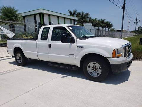 2006 Ford F-250 Super Duty for sale at AUTO CARE CENTER INC in Fort Pierce FL