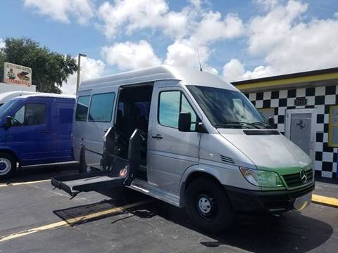 2003 Dodge Sprinter for sale at AUTO CARE CENTER INC in Fort Pierce FL