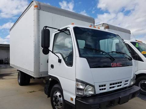 2006 GMC W4500 for sale in Fort Pierce, FL