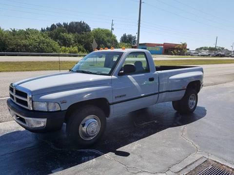 Dodge Ram 3500 Dually >> Used 1998 Dodge Ram Pickup 3500 For Sale Carsforsale Com