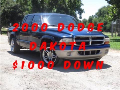 2000 Dodge Dakota for sale in Sacramento, CA