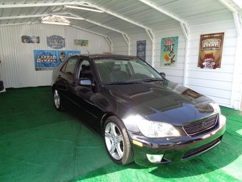2001 Lexus IS 300 for sale in Sacramento, CA