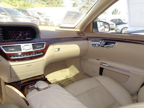 2010 Mercedes-Benz S-Class for sale in Sacramento, CA