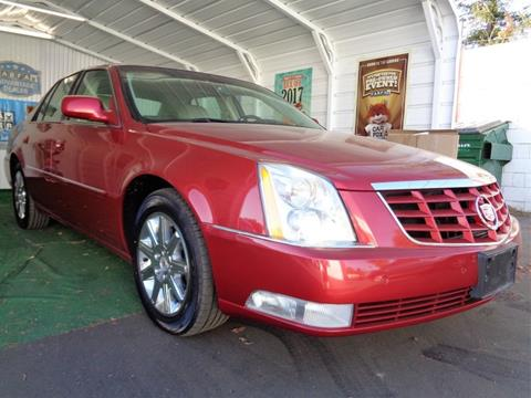 2011 Cadillac DTS for sale in Sacramento, CA