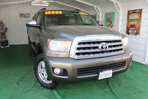 2008 Toyota Sequoia for sale in Sacramento, CA