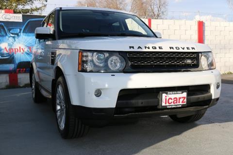 Land Rover Sacramento >> Land Rover Range Rover Sport For Sale In Sacramento Ca