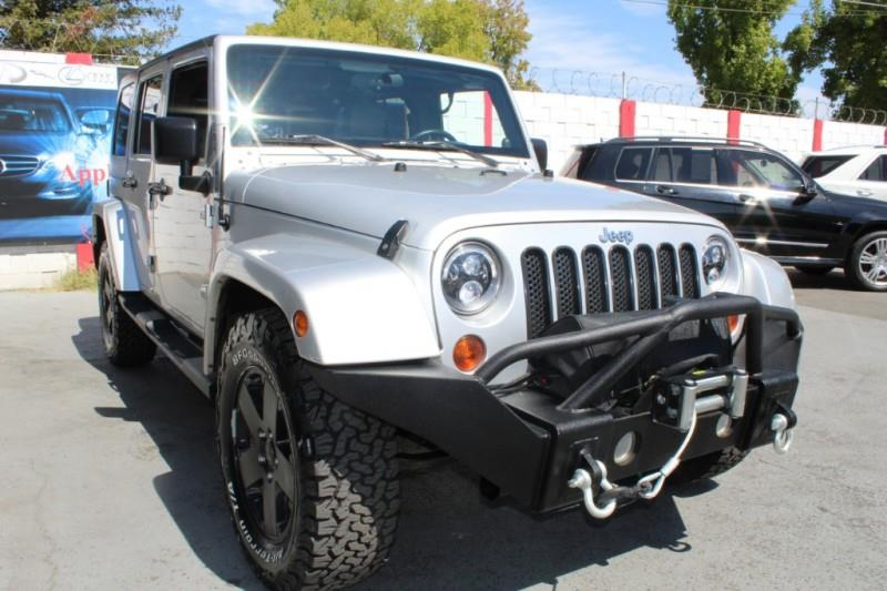 2008 Jeep Wrangler Unlimited For Sale At ICarz Inc In Sacramento CA
