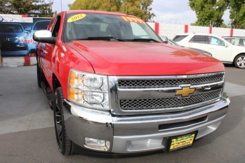 2012 Chevrolet Silverado 1500 For Sale At ICarz Inc In Sacramento CA