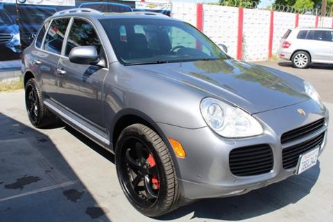 2004 Porsche Cayenne for sale in Sacramento, CA