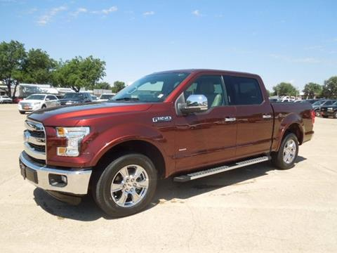 2015 Ford F-150 for sale in Lawton, OK