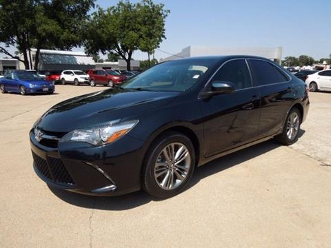 2016 Toyota Camry for sale in Lawton, OK