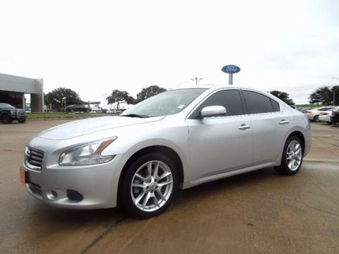 2014 Nissan Maxima for sale in Lawton, OK
