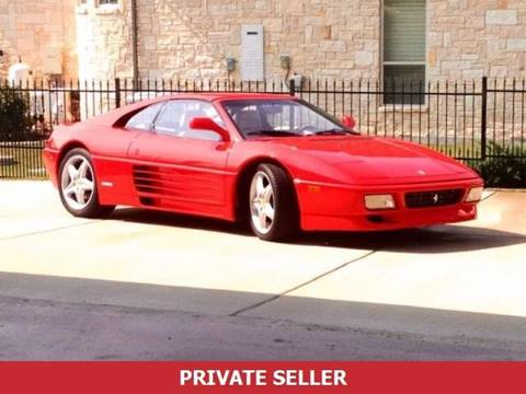 1989 Ferrari 348 For Sale In Rockwall Tx Carsforsale