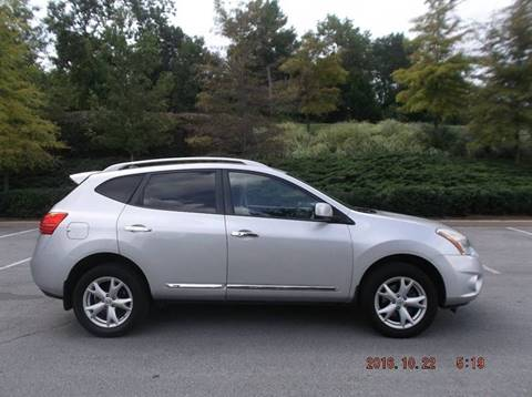 2011 Nissan Rogue for sale at Ron's Auto Sales (DBA Select Automotive) in Lebanon TN
