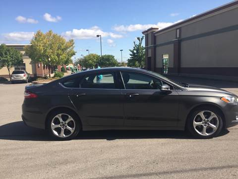 Ron'S Auto Sales >> Ford Fusion For Sale In Mount Juliet Tn Ron S Auto Sales