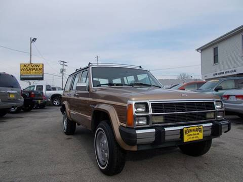 1988 Jeep Wagoneer Limited