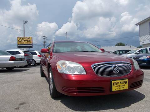 2008 Buick Lucerne for sale in Mount Zion, IL