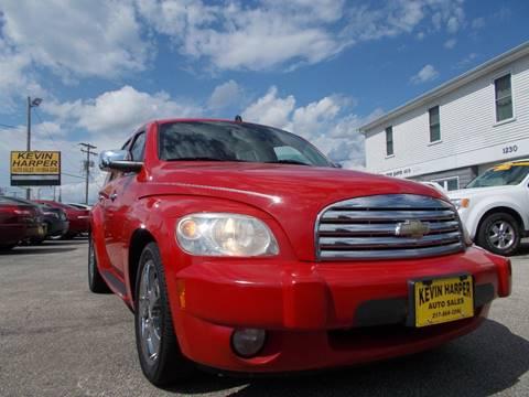 2011 Chevrolet HHR for sale in Mount Zion, IL