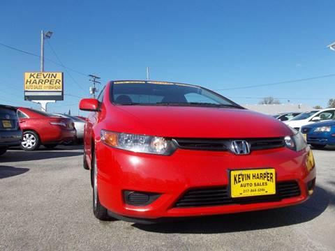 2008 Honda Civic for sale in Mount Zion, IL
