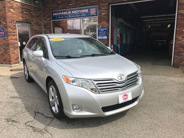 2009 Toyota Venza for sale at Michaels Motor Sales INC in Lawrence MA